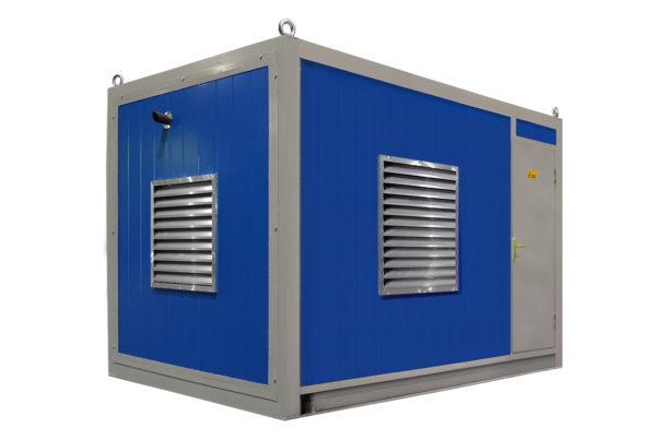Контейнер ПБК-3,5 3500х2300х2350 базовая комплектация