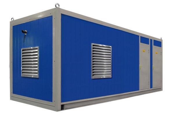 Контейнер ПБК-7 7000х2350х2900 доп.отсек (для ДГУ от 600 до 1000 кВт)