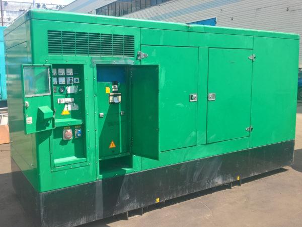 БУ генератор 240 кВт HIMOINSA HFW 305