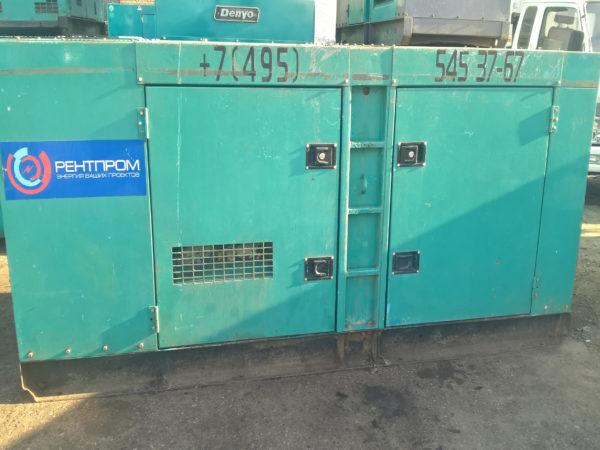 БУ генератор 100 кВт Denyo DCA-150SPM2