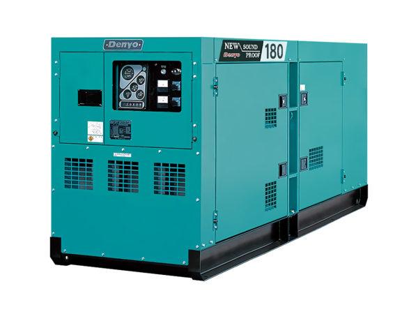 Аренда генератора 120 кВт