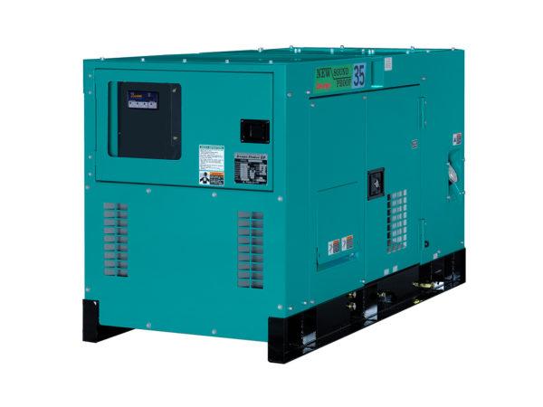 Аренда генератора 20 кВт