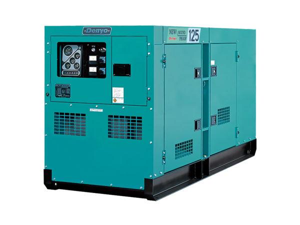 Аренда генератора 80 кВт