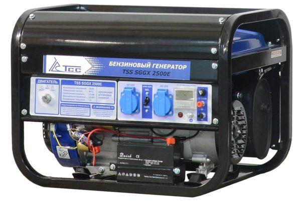 Бензогенератор TSS SGGX 2500E