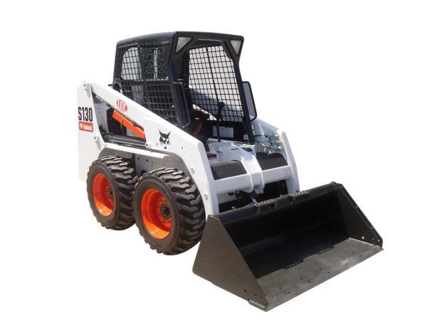 Аренда мини-погрузчика Bobcat S130