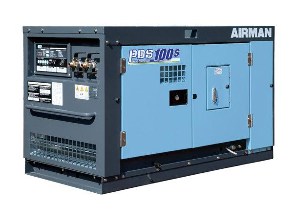 Аренда компрессора Airman PDS100S-5C5