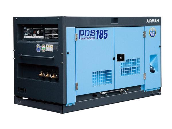 Аренда компрессора Airman PDS185S-5C5