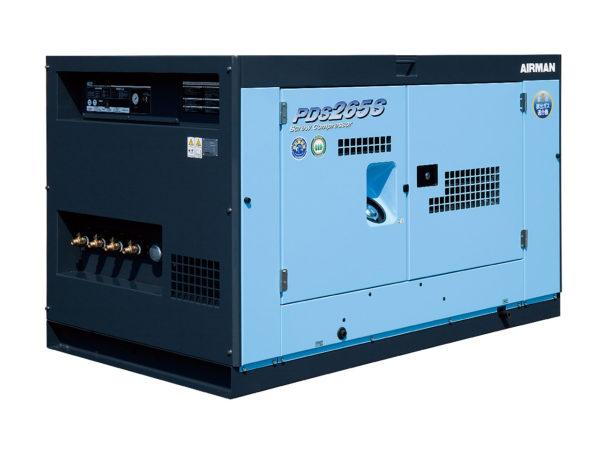 Аренда компрессора Airman PDS265S-5C3