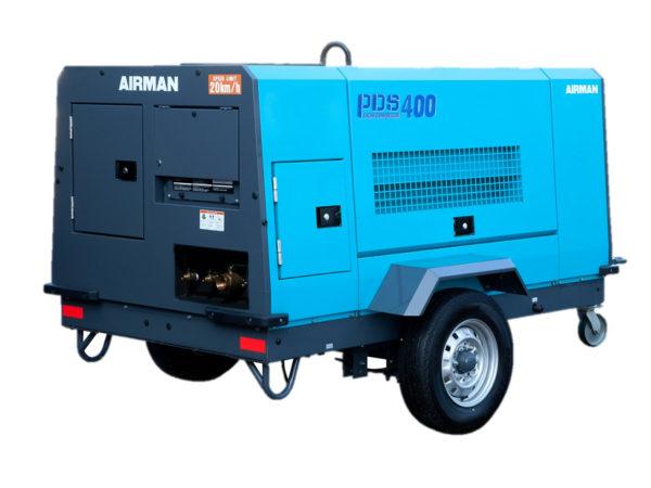 Аренда компрессора Airman PDS400S-6B5