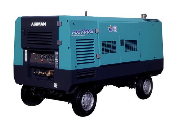 Аренда компрессора Airman PDS750S-4B1
