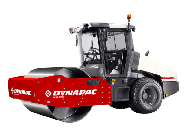 Аренда грунтового катка DYNAPAC CA2800D