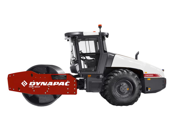 Аренда грунтового катка DYNAPAC CA6500D