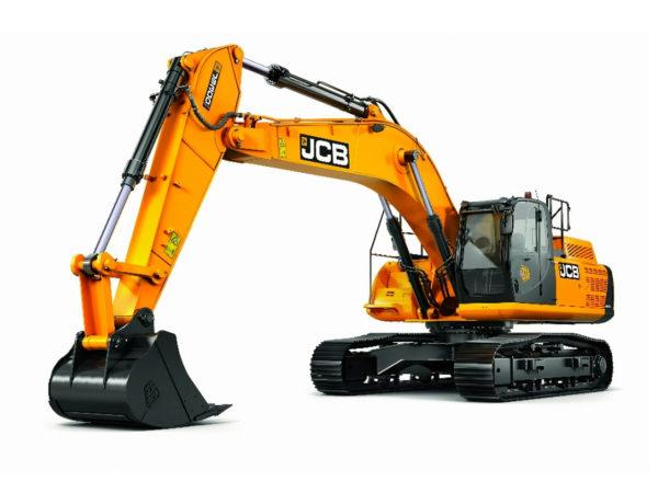 Аренда гусеничного экскаватора JCB JS300LC