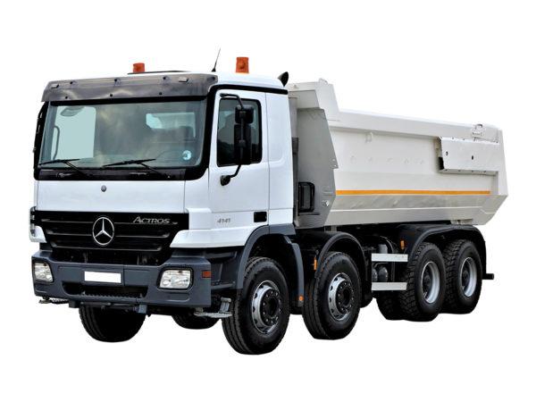 Аренда самосвала Mercedes-Benz Actros 3 4141 K (8×4)