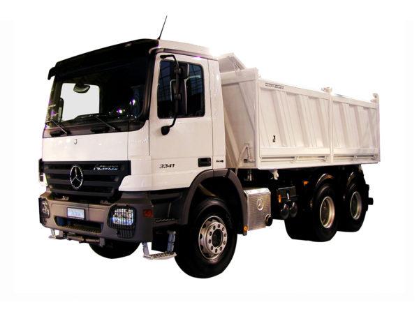 Аренда самосвала Mercedes-Benz Actros 3341 K (6×4)