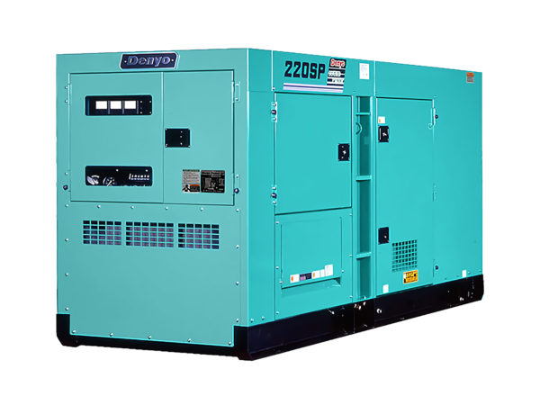 Аренда генератора 160 кВт