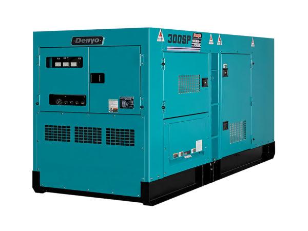 Аренда генератора 220 кВт