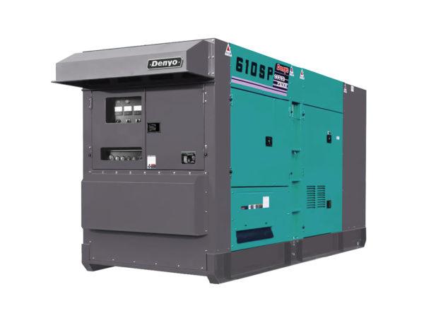 Аренда генератора 450 кВт