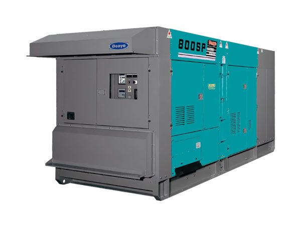 Аренда генератора 500 кВт